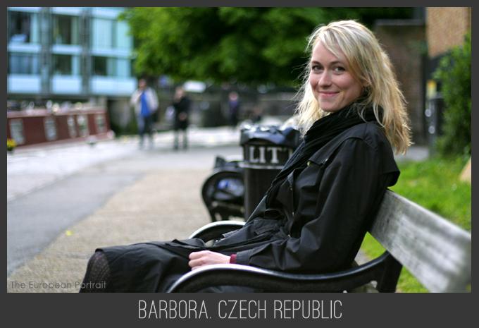 Barbora Czech Republic